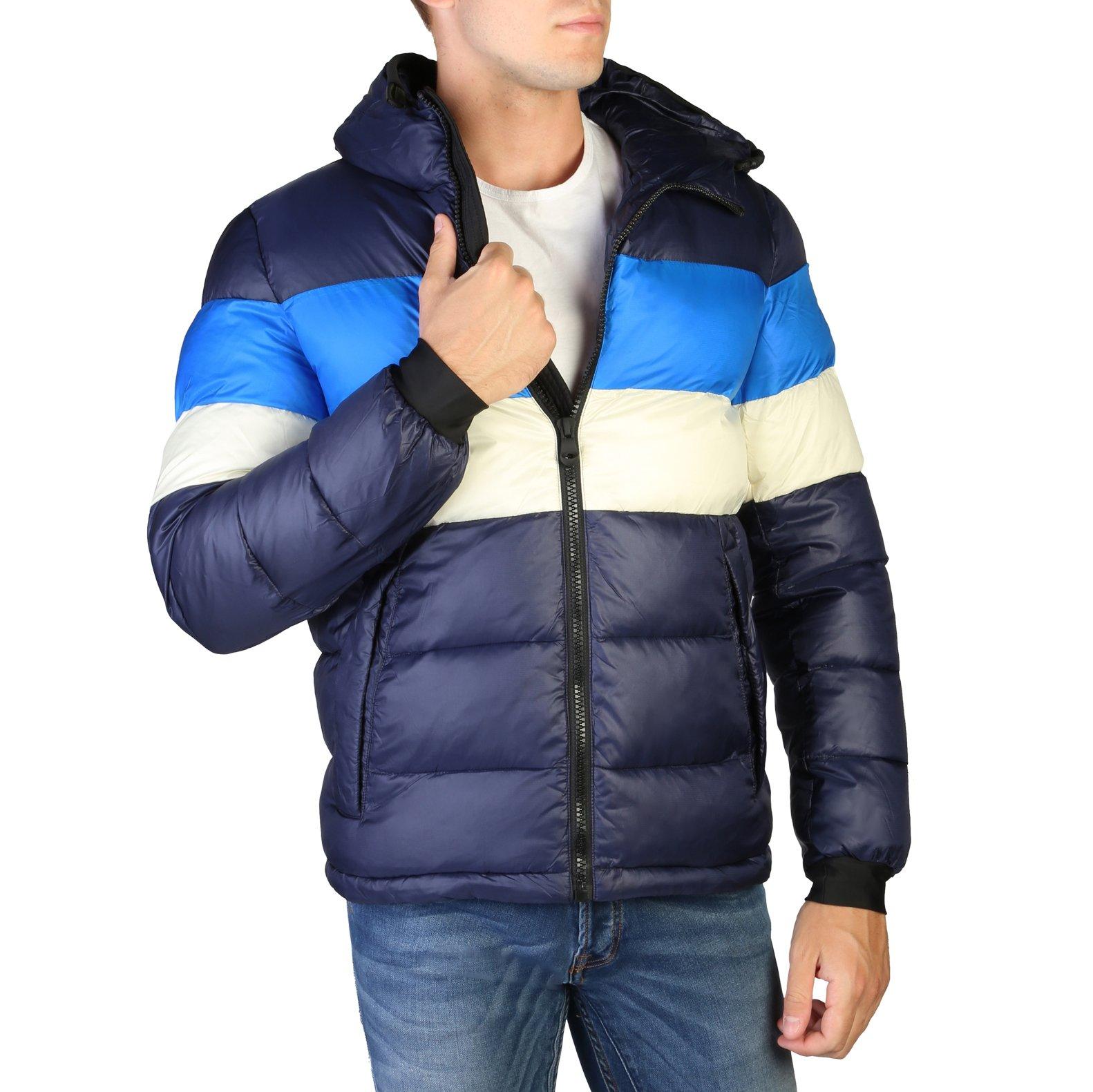 Alessandro Dell'Acqua Men's Jacket Various Colours 348403 - blue L