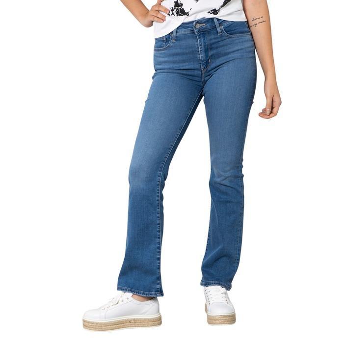 Levi`s Women's Jeans Blue 270098 - blue W25_L30