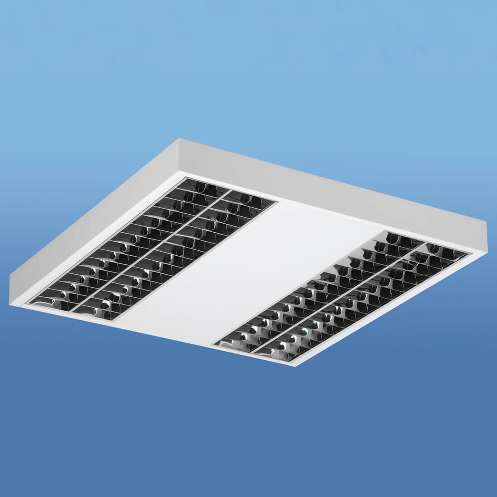 Lak LED-kattolamppu pienluminanssiritilällä