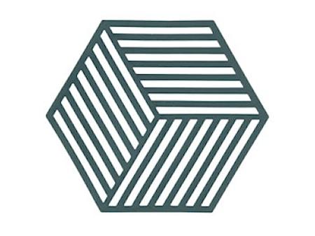 Hexagon Grytunderlägg Cactus