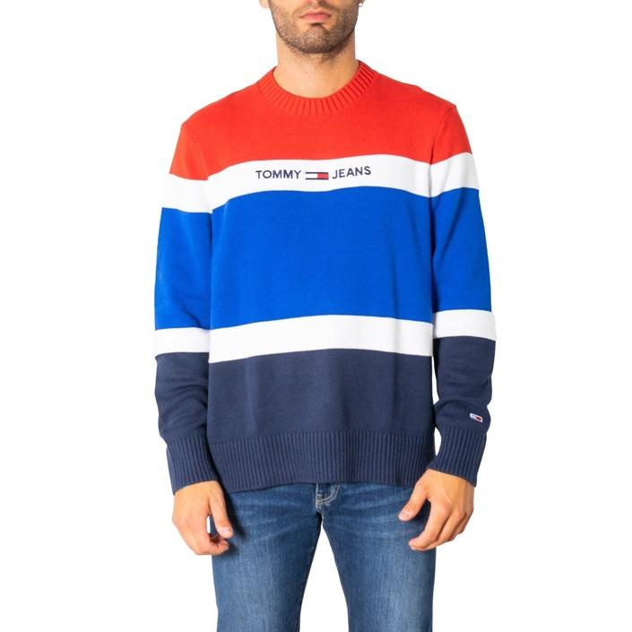Tommy Hilfiger Jeans Men's Sweater Red 308239 - red XS