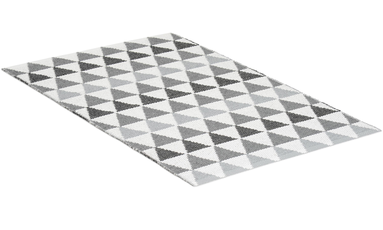 Tribus grå - plastteppe