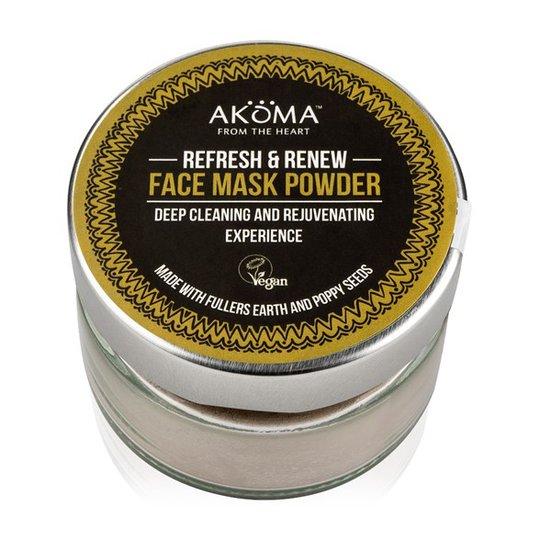 Akoma Refresh & Renew Face Mask Powder, 55 g