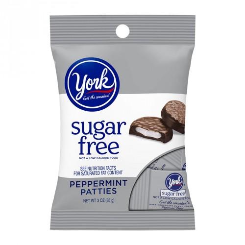 York Peppermint Patties SUGAR FREE 85g