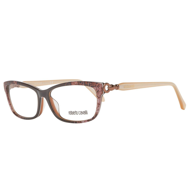 Roberto Cavalli Women's Optical Frames Eyewear Brown RC5012 54050