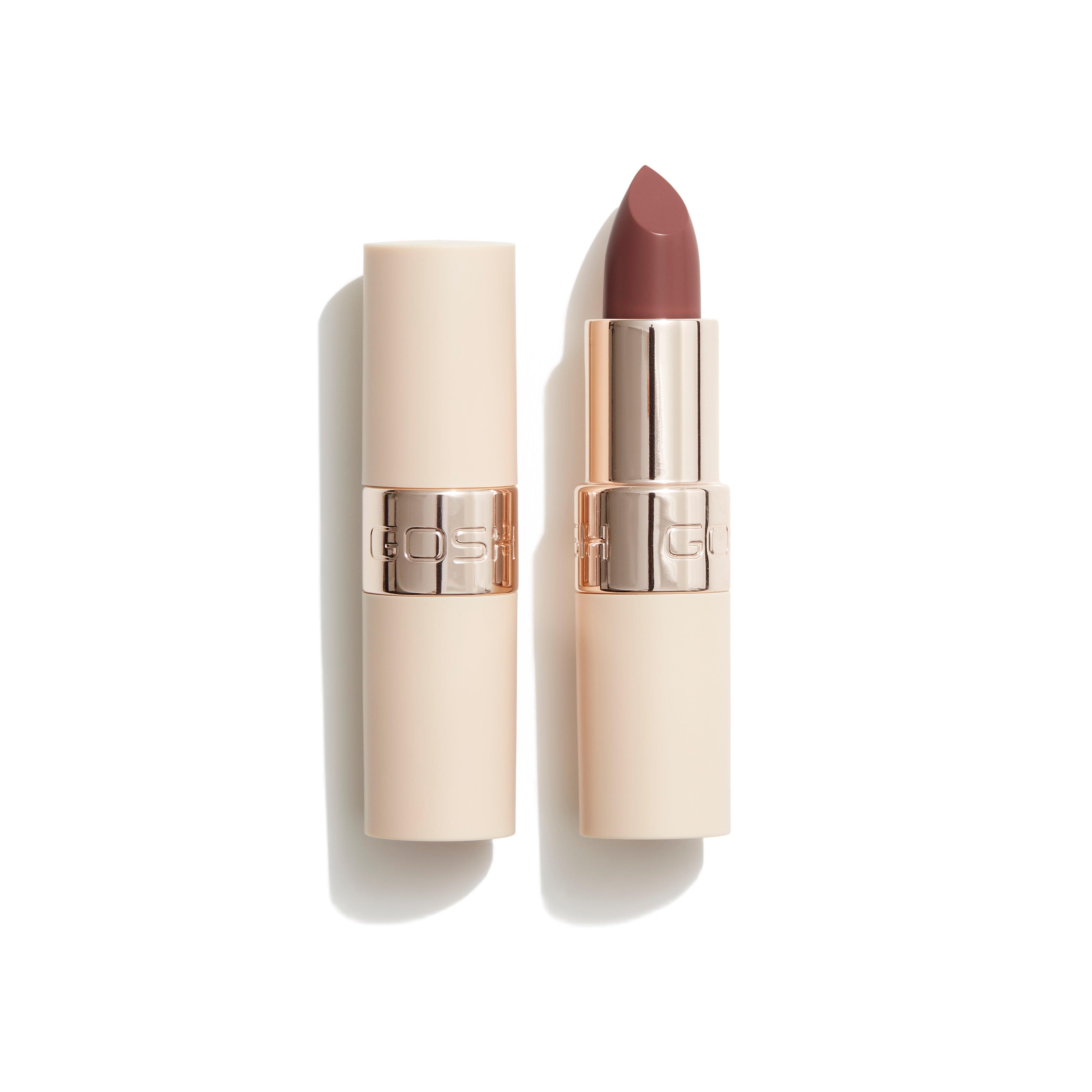 GOSH Copenhagen - Luxury Nude Lips - 003 Stripped