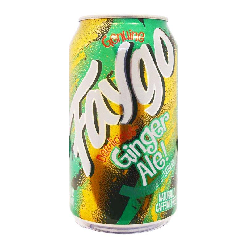 """Läsk """"Ginger Ale"""" - 23% rabatt"""