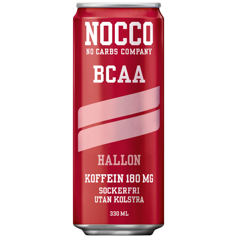 Dryck Nocco Hallon 330ml - 74% rabatt