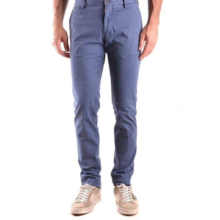 Altea Men's Trouser Blue 160767 - blue 48