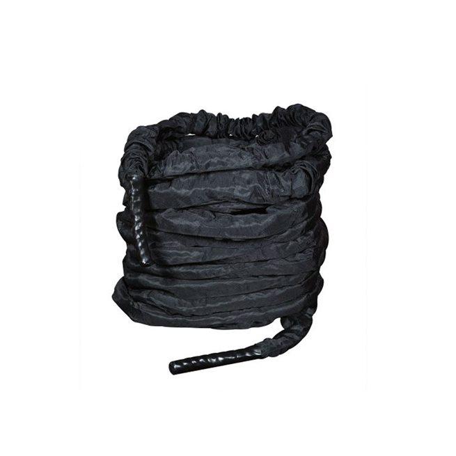 Gymleco Battle Rope Med Nylon Överdrag 15 M, Battle Rope