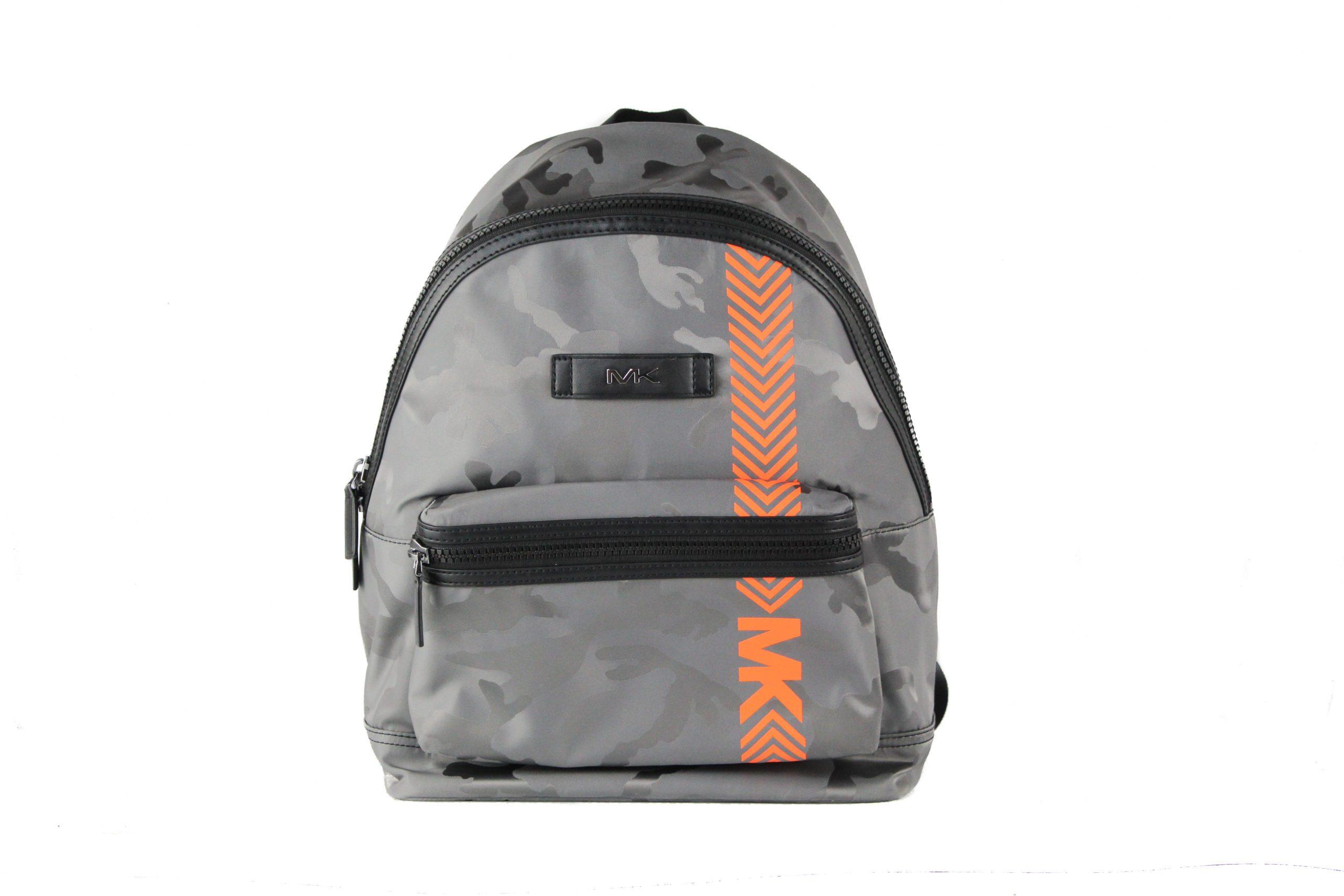 Michael Kors Men's Kent Backpack Gray 106400