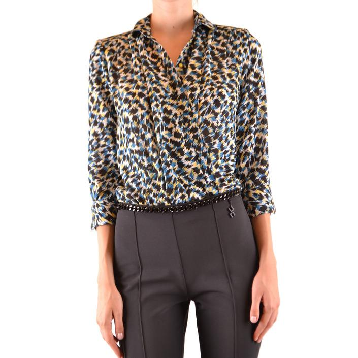 Elisabetta Franchi Women's Shirt Multicolor 168120 - multicolor 40