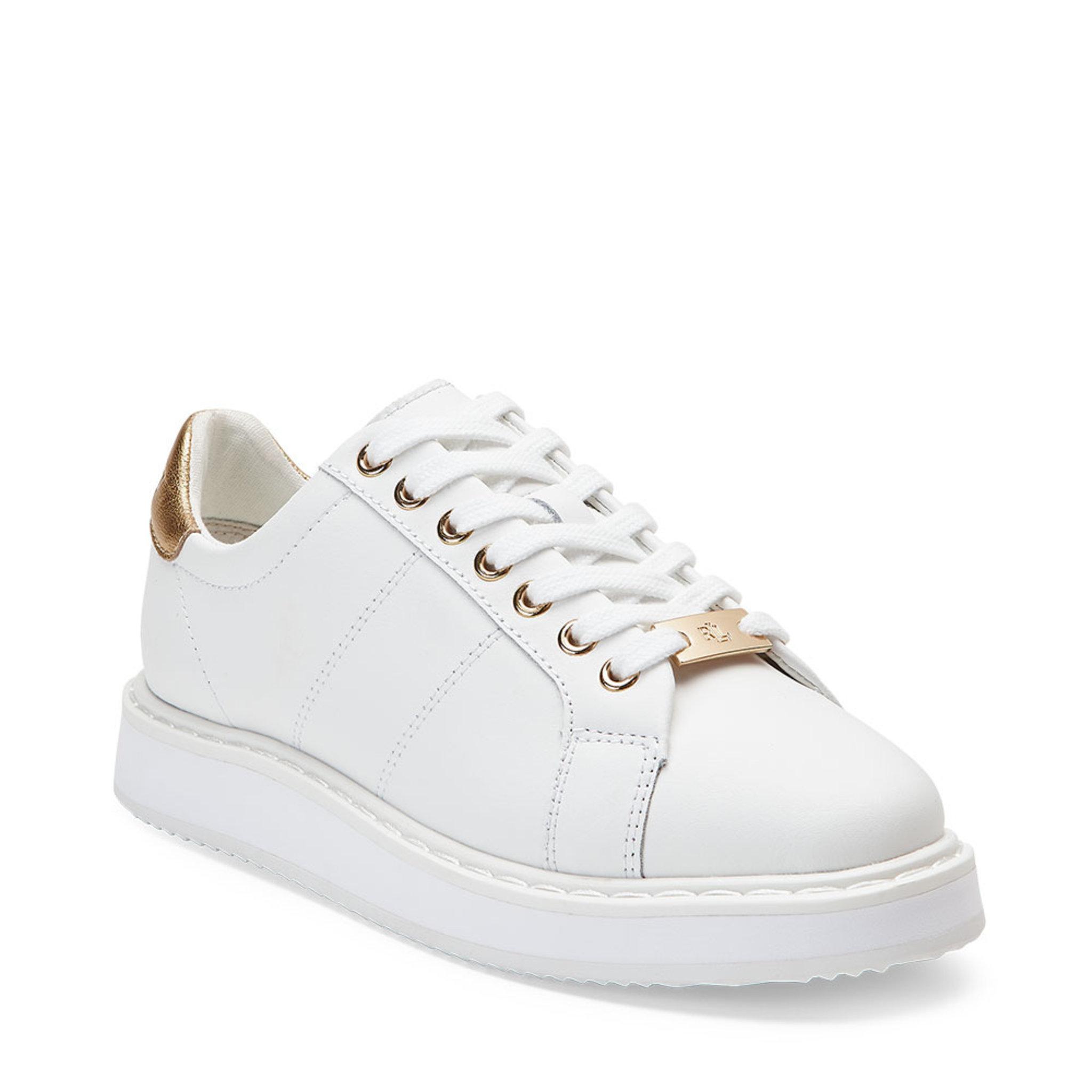 Angeline Leather Sneaker