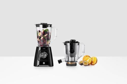 Obh Nordica Blendforce With Juice Bar Blender - Svart