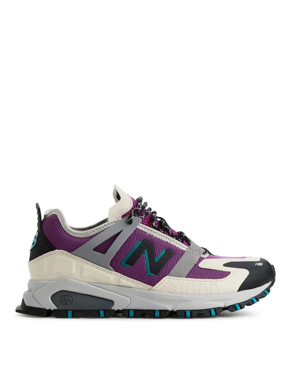New Balance XRCT Trainers - Pink