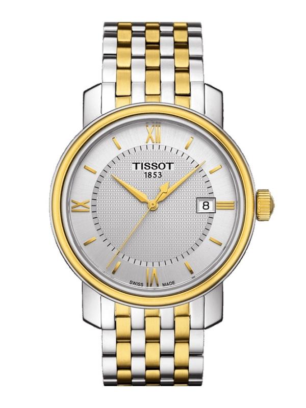 Tissot Bridgeport Quartz Gent T097.410.22.038.00