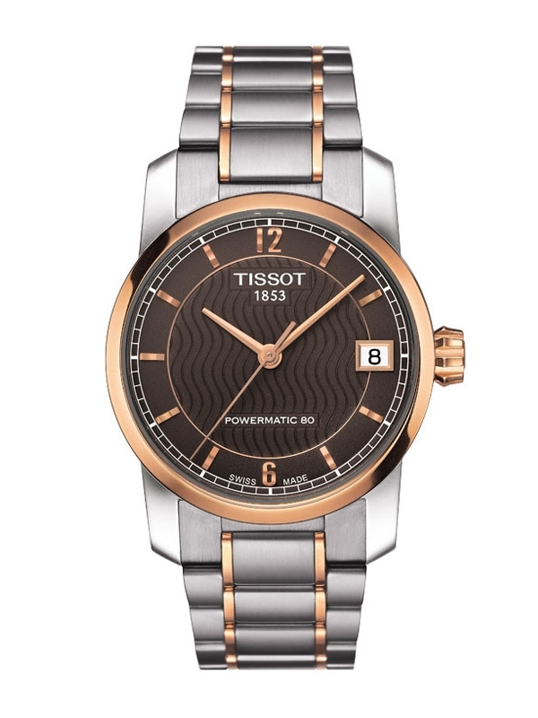Tissot Titanium Automatic Lady T087.207.55.297.00