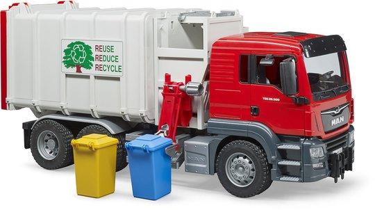 Bruder TGS Søppelbil