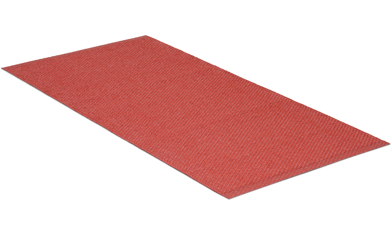 Ymer rød - plastteppe