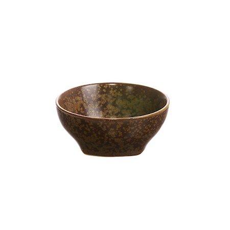 Kyoto Skål Keramikk Brun 10 cl