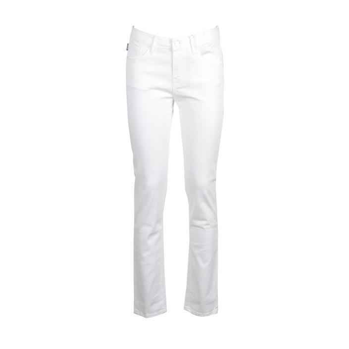 Love Moschino Women's Trouser White 218550 - white 43