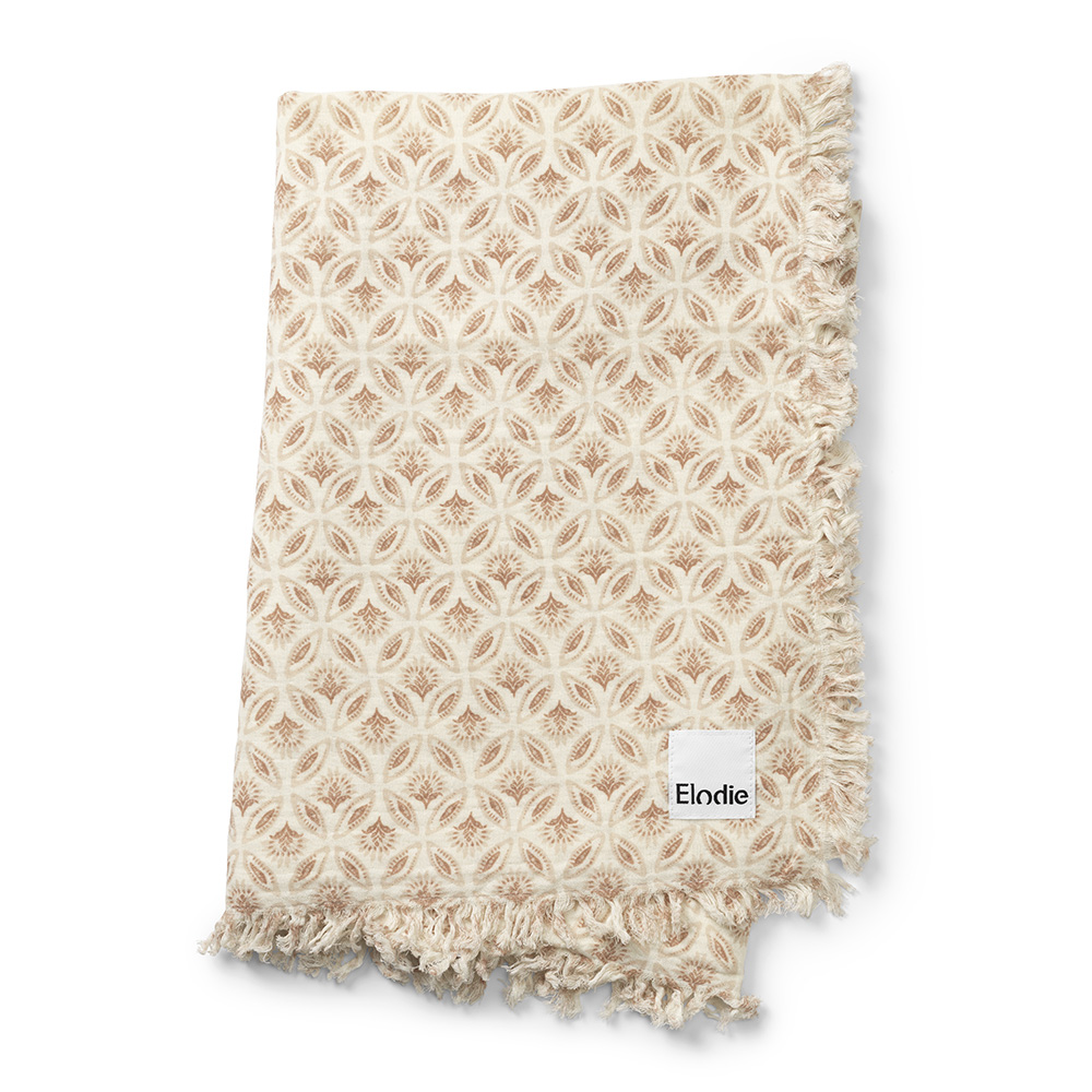 Soft Cotton Blanket - Sweet Date