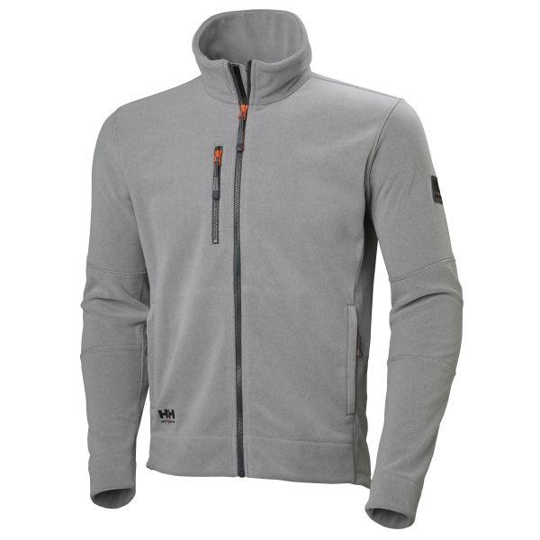 Helly Hansen Workwear Kensington Fleecejacka grå S