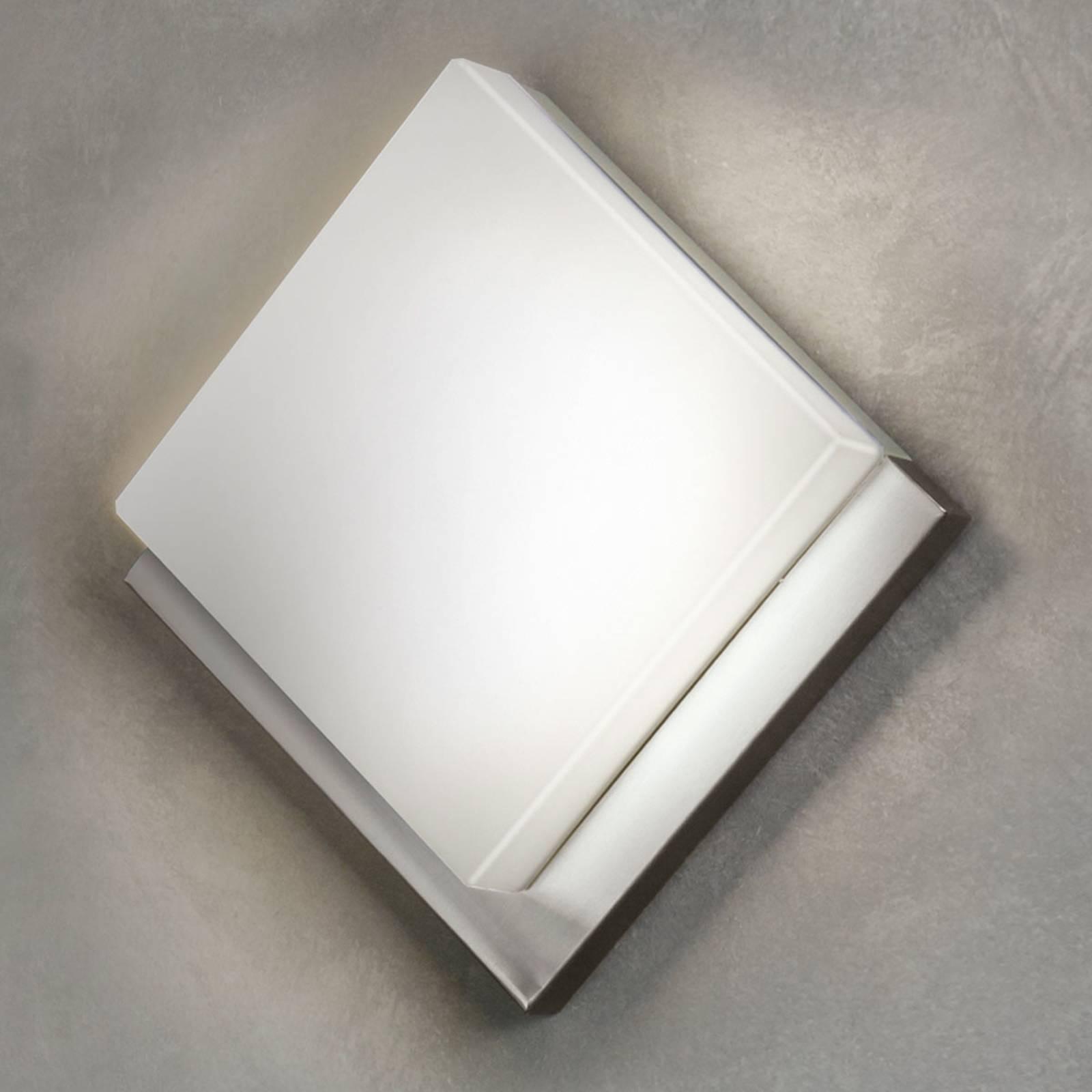 Salmiakinmuotoinen LED-ulkoseinävalaisin Infesto I