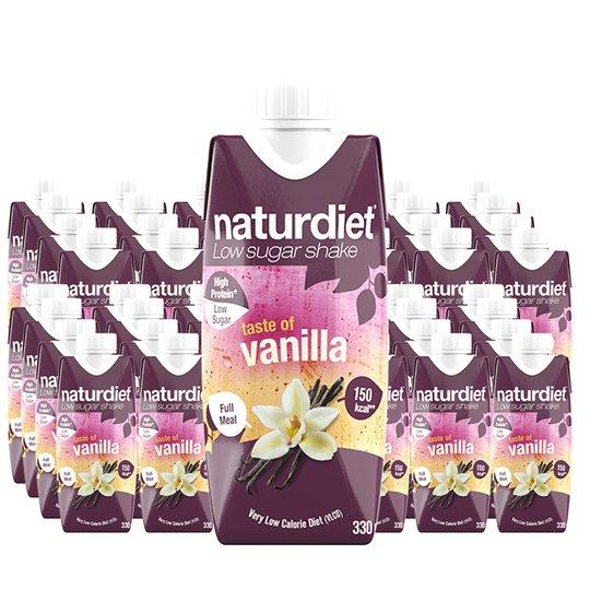 Måltidsersättning Shake Vanilj 48-pack - 28% rabatt