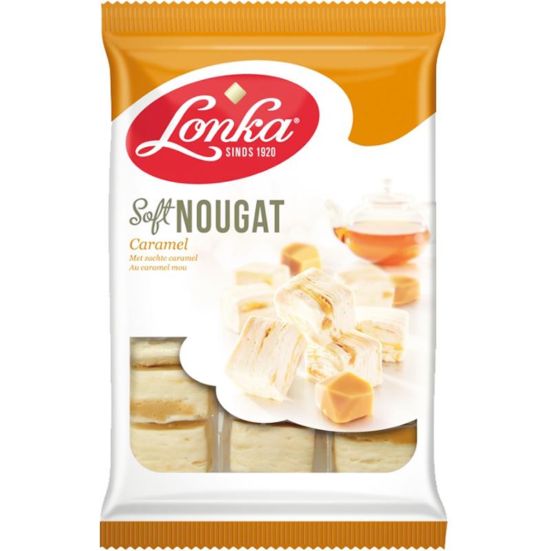 """Nougat """"Caramel"""" 200g - 33% rabatt"""
