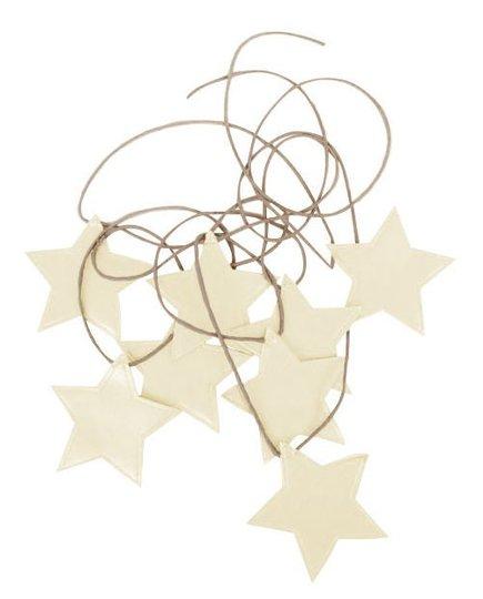 Spinkie Baby Stjernekrans, Ivory
