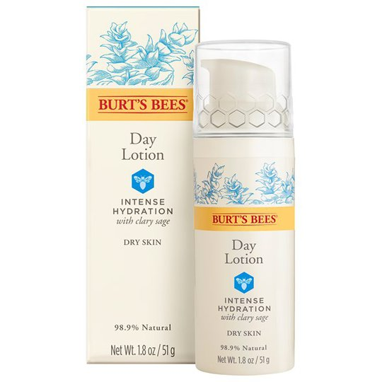 Burt's Bees Intense Hydration Day Lotion with Clary Sage, 51 g