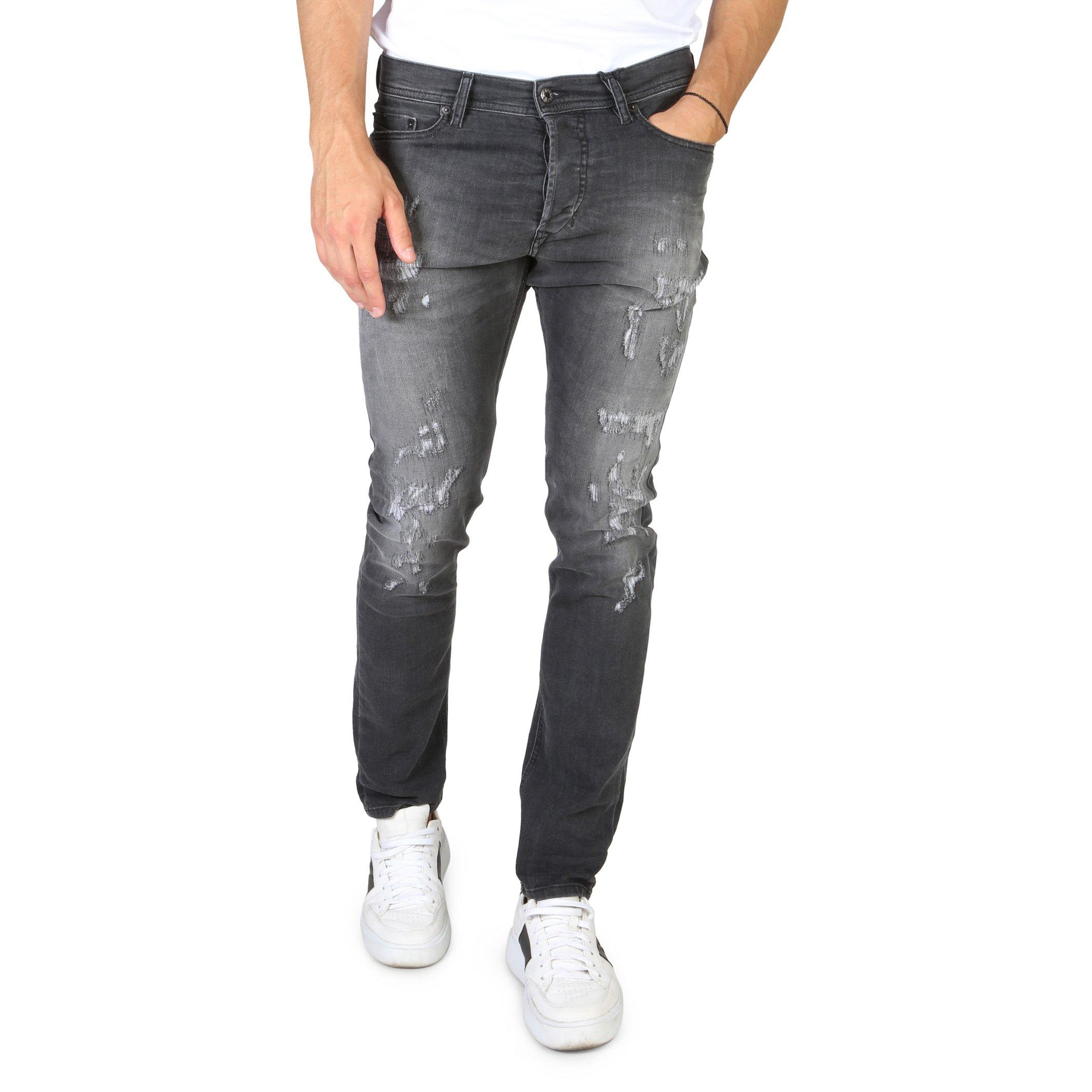 Diesel Men's Jeans Black TEPPHAR_L32_00CKRI - black 29