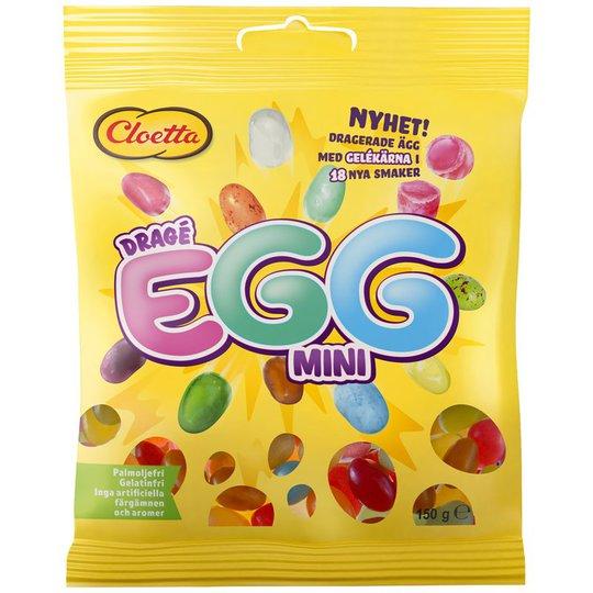 Dragé Egg Mini - 33% rabatt