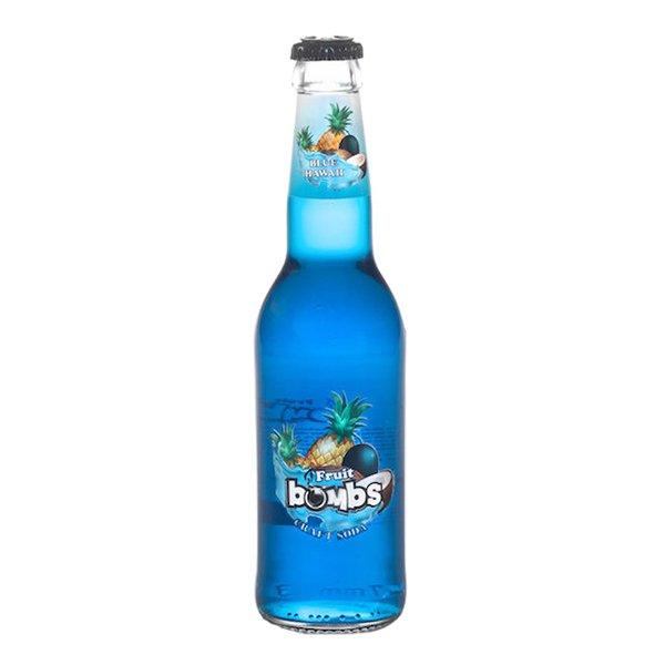 Fruit Bombs Blue Hawaii - 1-pack