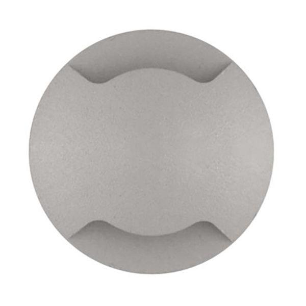 Hide-a-Lite Deco II Veggarmatur harmaa, 3000 K