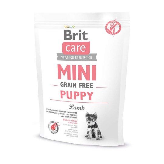 Brit Care Mini Grain Free Puppy Lamb (400 g)