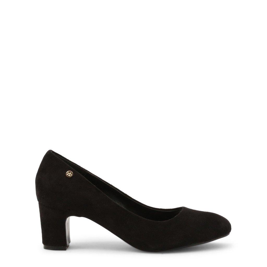 Roccobarocco Women's Heels Black 337259 - black EU 37