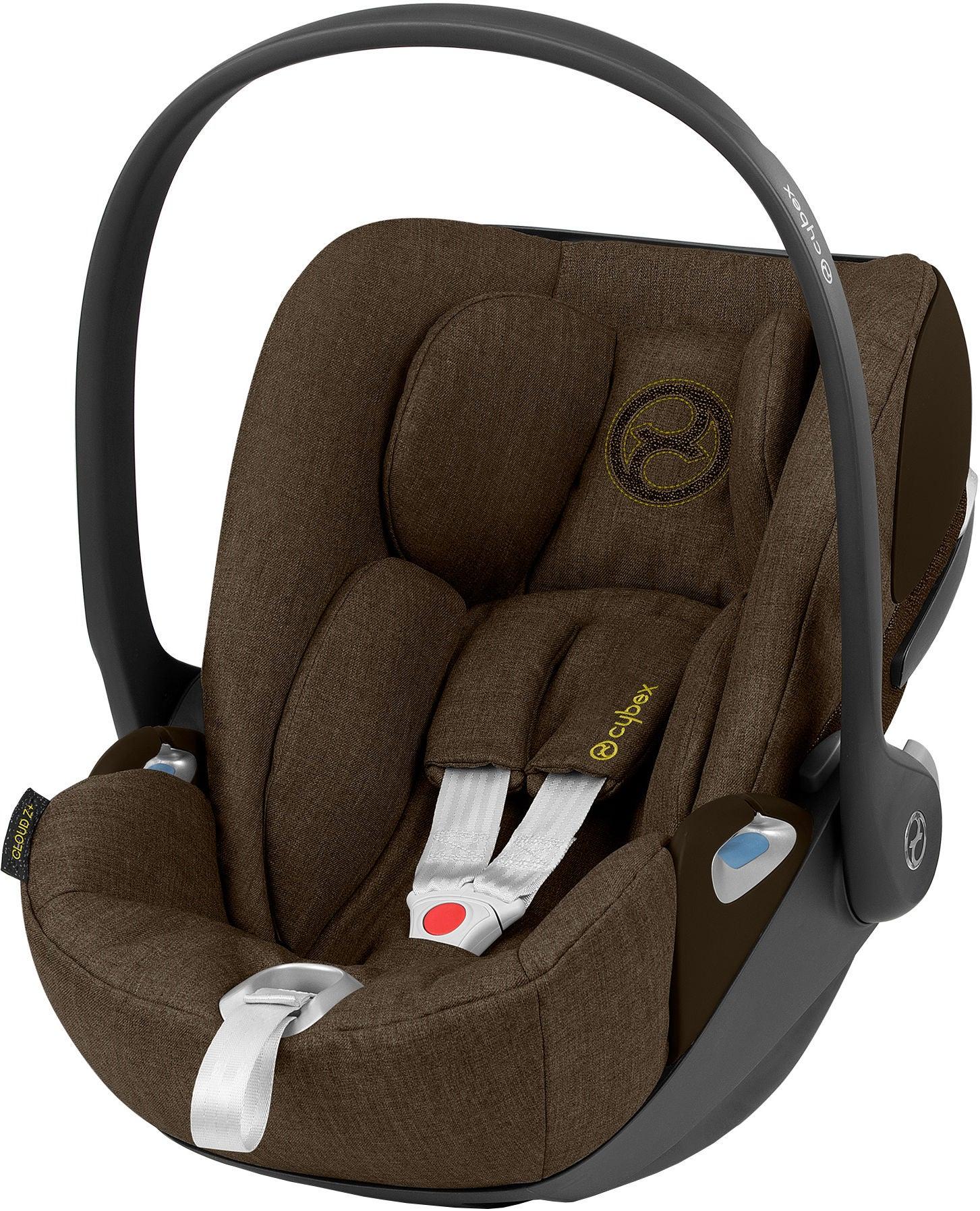 Cybex Cloud Z i-Size Plus Babyskydd, Khaki Green