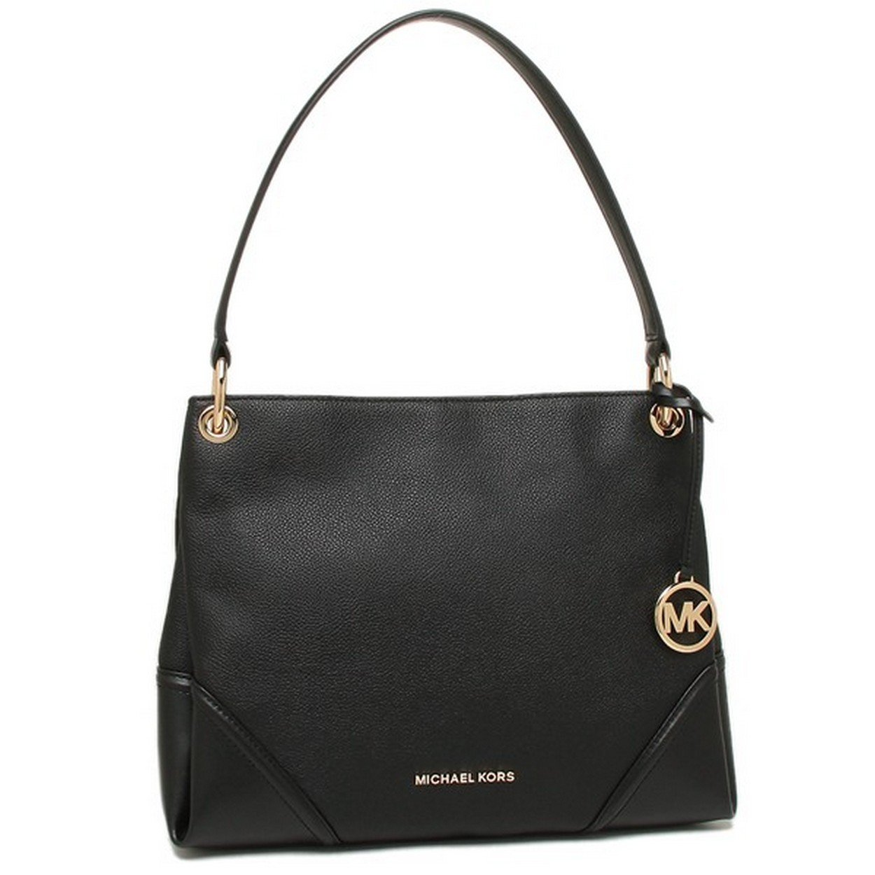 Michael Kors Women's Nicole Shoulder Bag Black MK27538