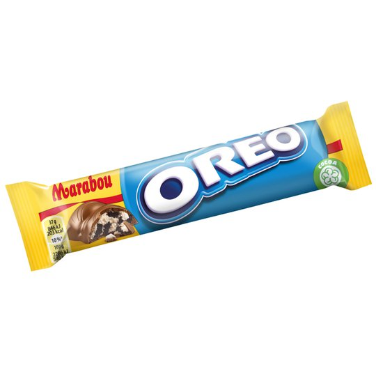 "Mjölkchoklad ""Oreo"" 37g - 49% rabatt"