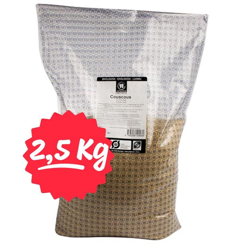Luomu Couscous 2,5 kg - 41% alennus