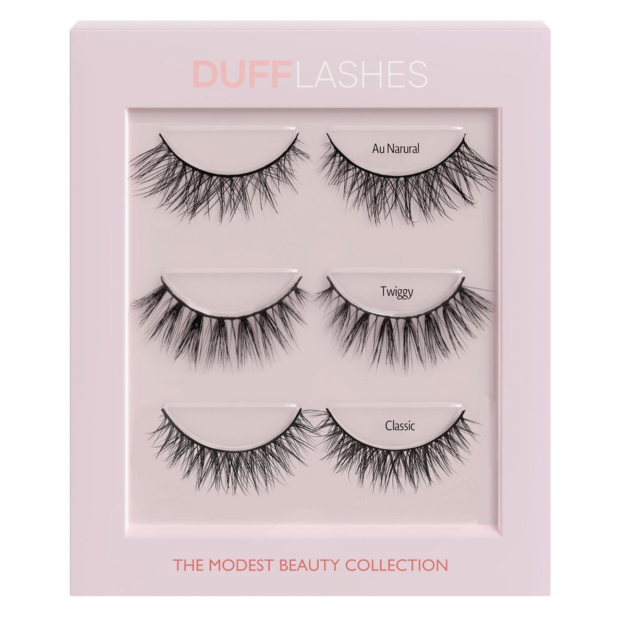 DUFFLashes - The Modest Beauty