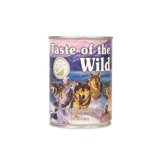 Taste of the Wild Wetlands Canine Formula 390 g