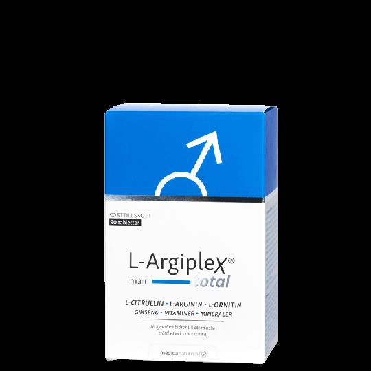 L-Argiplex Total Man, 90 kapslar