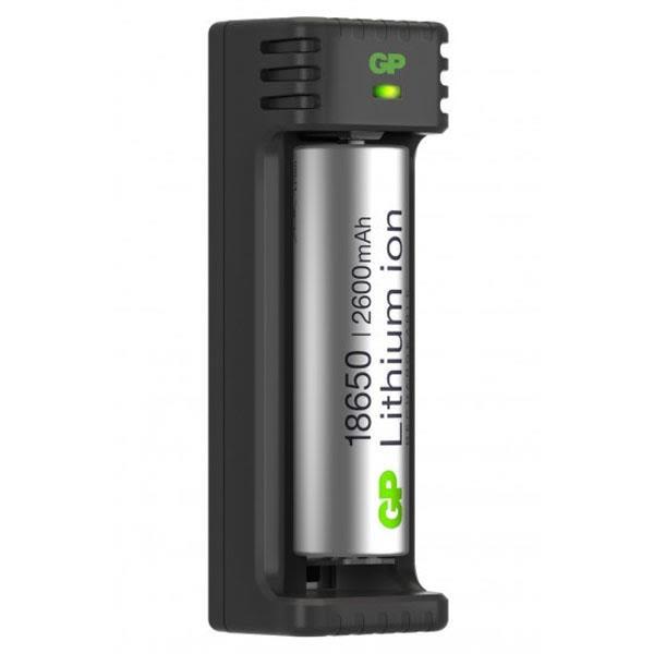 GP Batteries 18650 Batterilader Li-ion 1 kanal