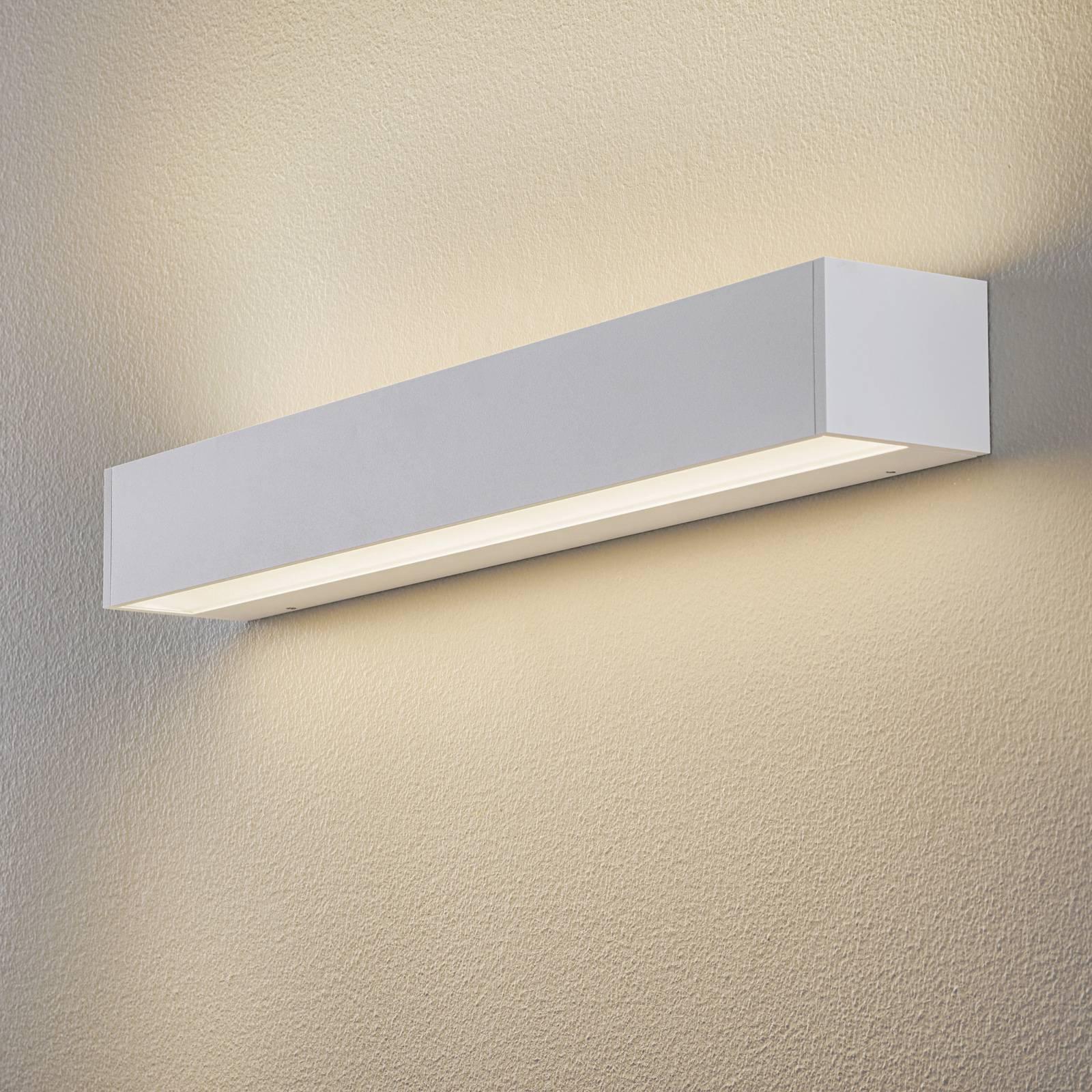 BEGA 50804 LED-seinälamppu valkoinen 62cm 6 180lm