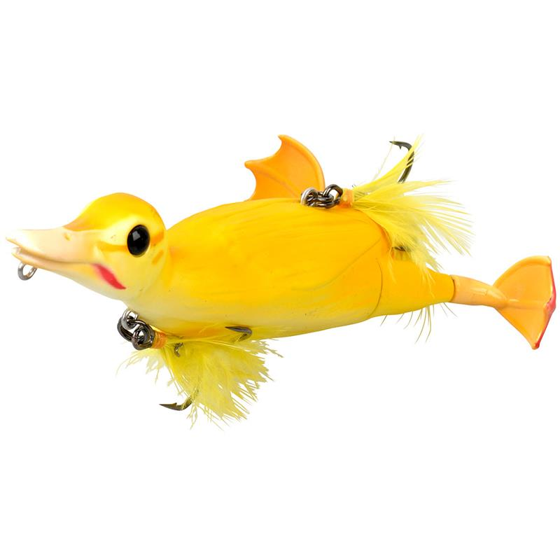 Savage Gear 3D Suicide Duck 15cm Yellow, 70g