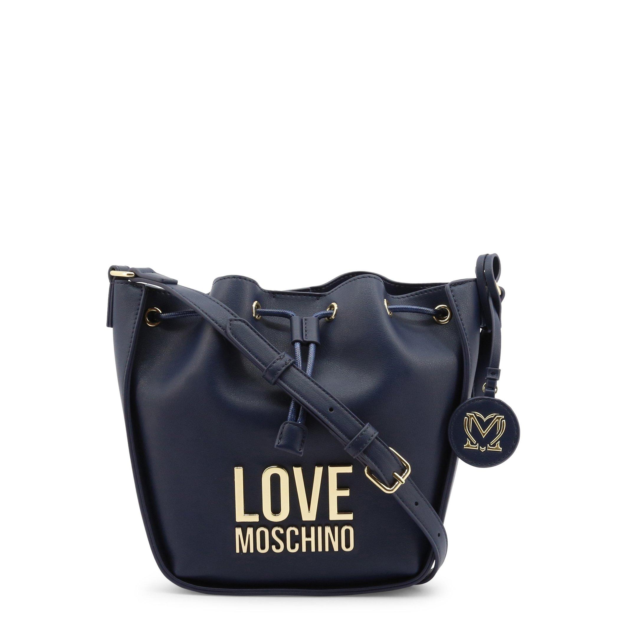 Love Moschino Women's Shoulder Bag Various Colours JC4103PP1DLJ0 - blue NOSIZE