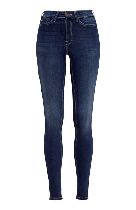 Happy Holly Superstretchiga jeans Francis Mörk denim